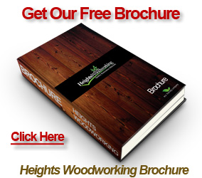 Brochure Heights Woodworking